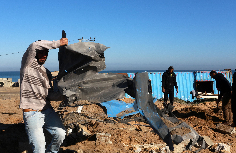 Ισραήλ: Αεροπορικοί βομβαρδισμοί σε στόχους της Χαμάς στη