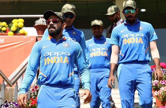 Pakistan Demands ICC Action Against Indian Cricket Team For Wearing Military