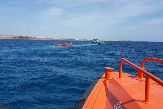 72 migrants subsahariens en provenance du Maroc sauvés par les secours maritimes