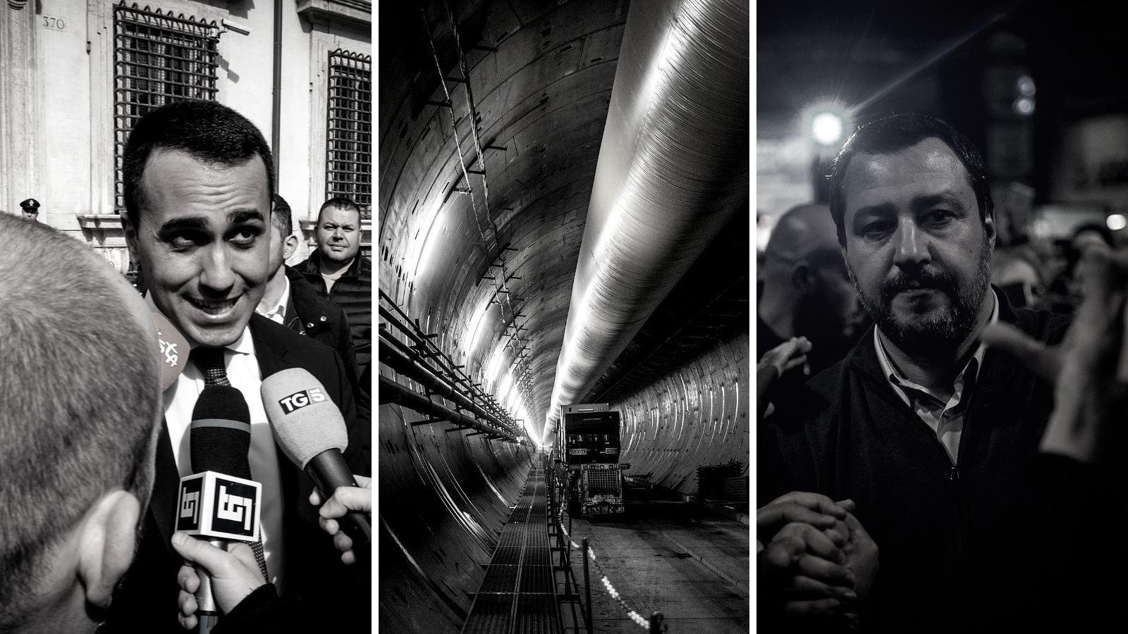 Italien: Kompromiss im Regierungsstreit über Zugstrecke
