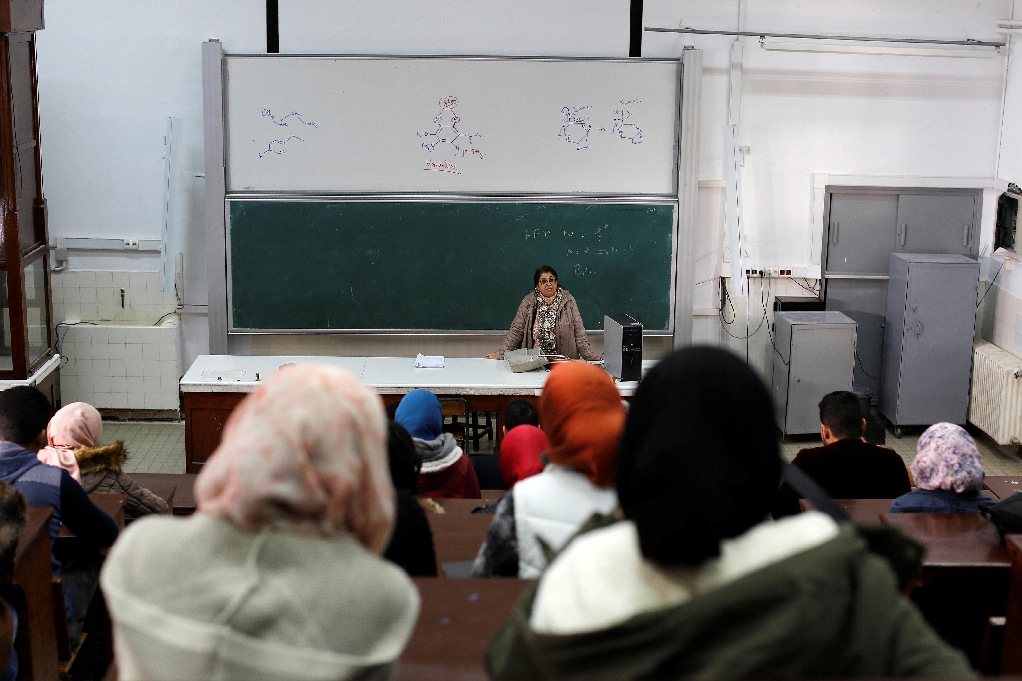 Les présidents d'universités du Maroc recommandent l'enseignement des matières scientifiques en