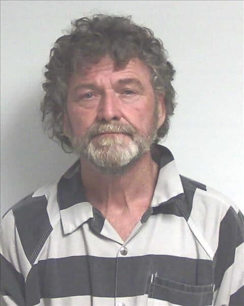 Reason Craig Gray, 58, in a photo published by the Berrien County Sheriff's Office.