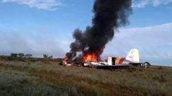 Toυλάχιστον 12 νεκροί μετά τη συντριβή αεροσκάφους στην