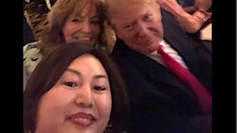 Li Yang reportedly selling access to Trump