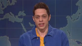 Pete Davidson On Music By Bad Men