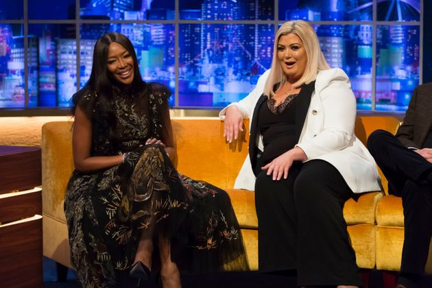 Gemma Collins' Jonathan Ross Appearance Was All Kinds Of