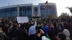 Marche des élèves à Alger, grève dans plusieurs entreprises