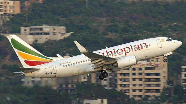 Crash d'un avion d'Ethiopian Airlines avec 157 personnes à