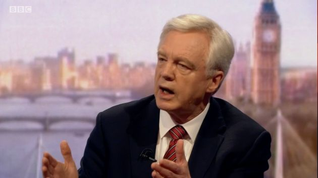 David Davis Warns Britain Will Get Its Own 'Trump Moment' If MPs Vote To Delay