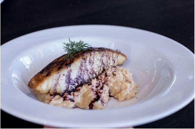 Peixe branco do restaurante Rubaiyat, um dos restaurantes de alto tíquete médio que aderiram...