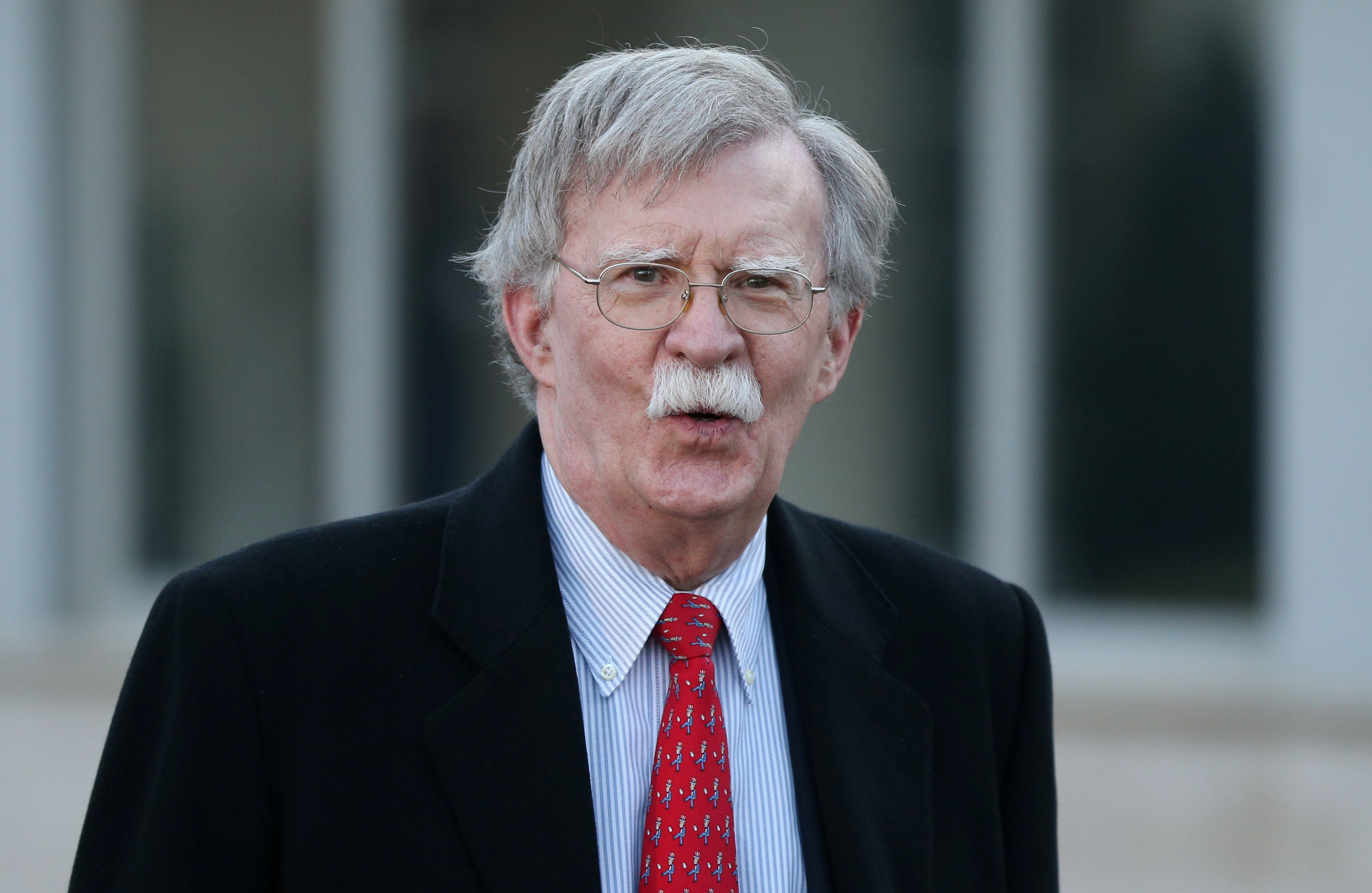 John Bolton Refuses To Comment On New Images Of North Korean Launch Site