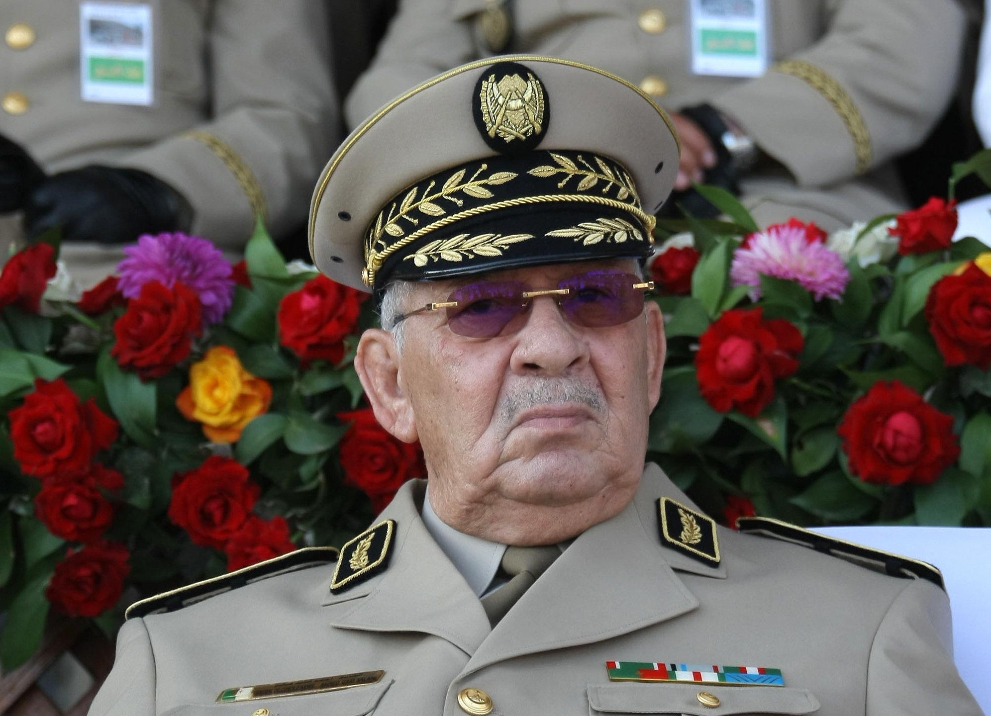 Gaïd Salah fait l'éloge du peuple et sa relation avec l'armée