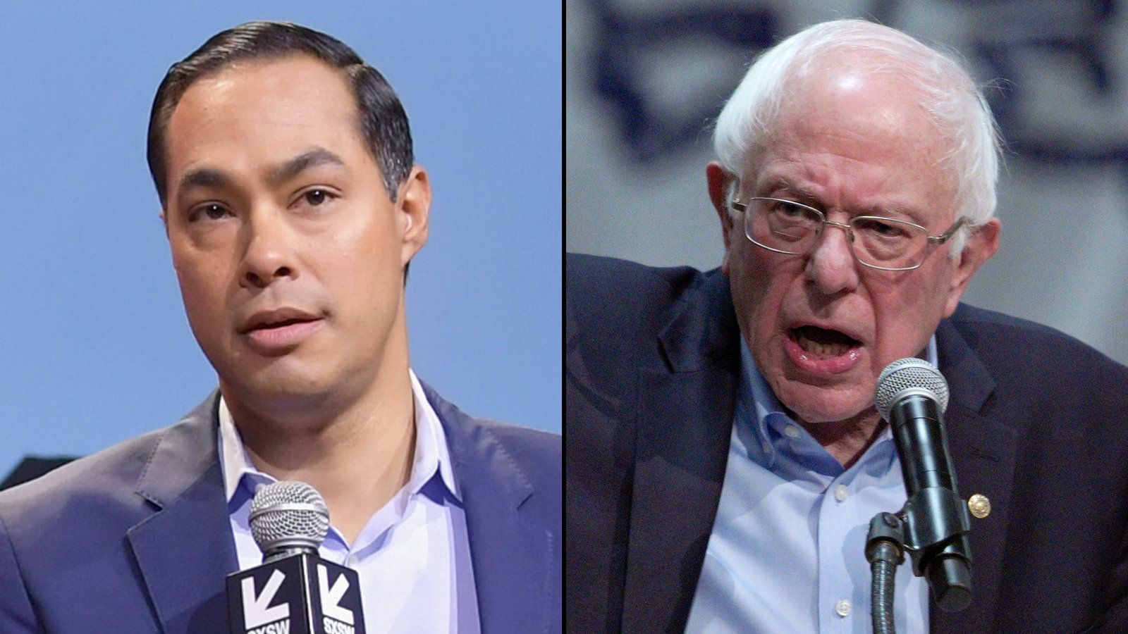 Julian Castro Calls Out Bernie Sanders Over Reparations