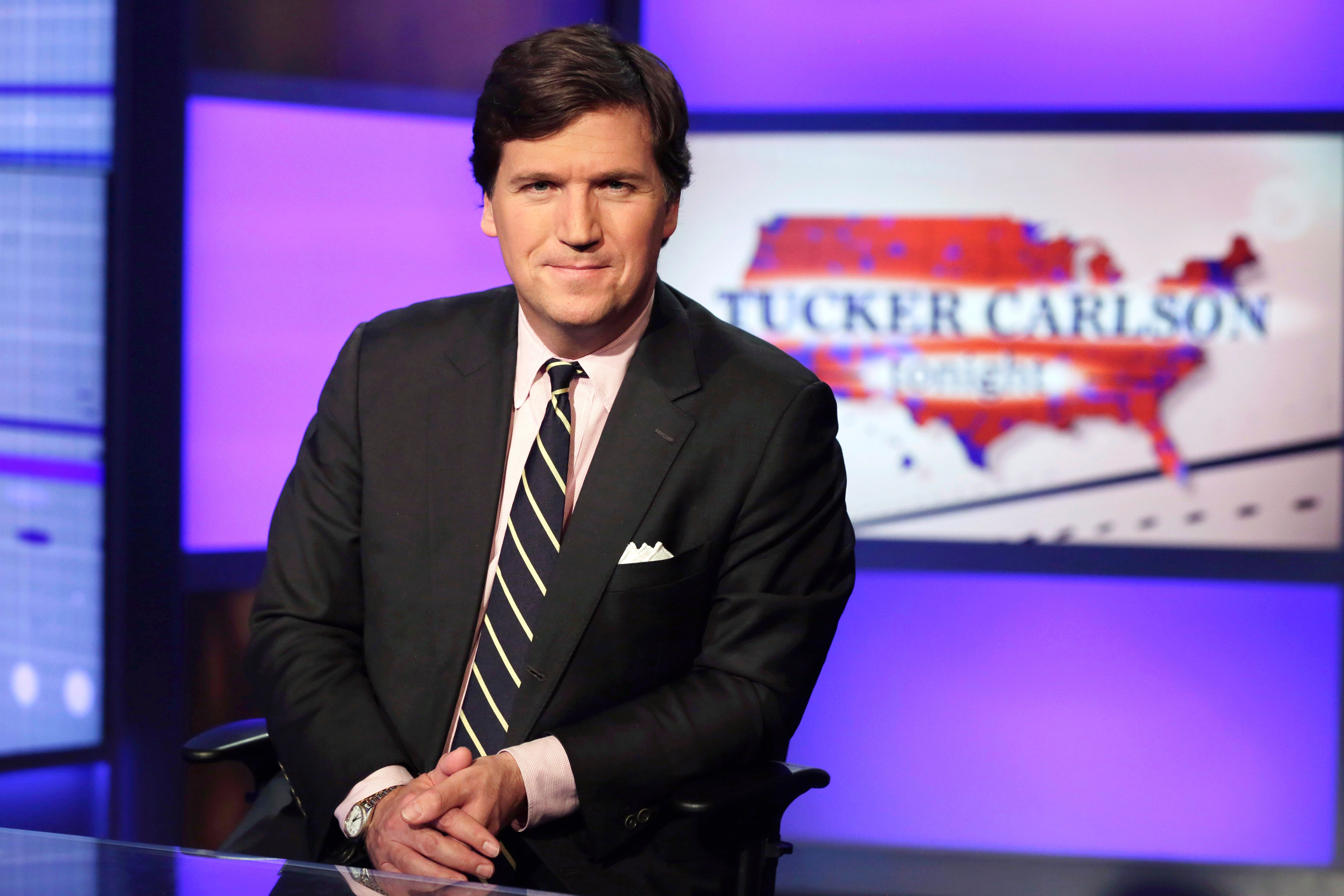 Tucker Carlson Said Terrible Things About Women For Years In Unearthed Radio