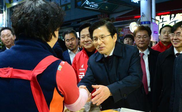 자유한국당 지지율이 2년여만에 30%대에