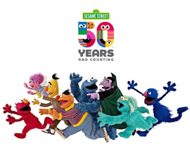1969年にアメリカで放送を開始した「セサミストリート」は今年で50周年を迎える。