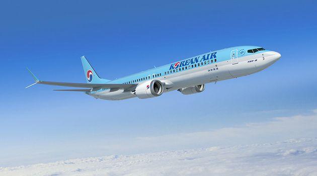 대한항공은 보잉 737 맥스 8 30대(옵션 20대)를 주문한