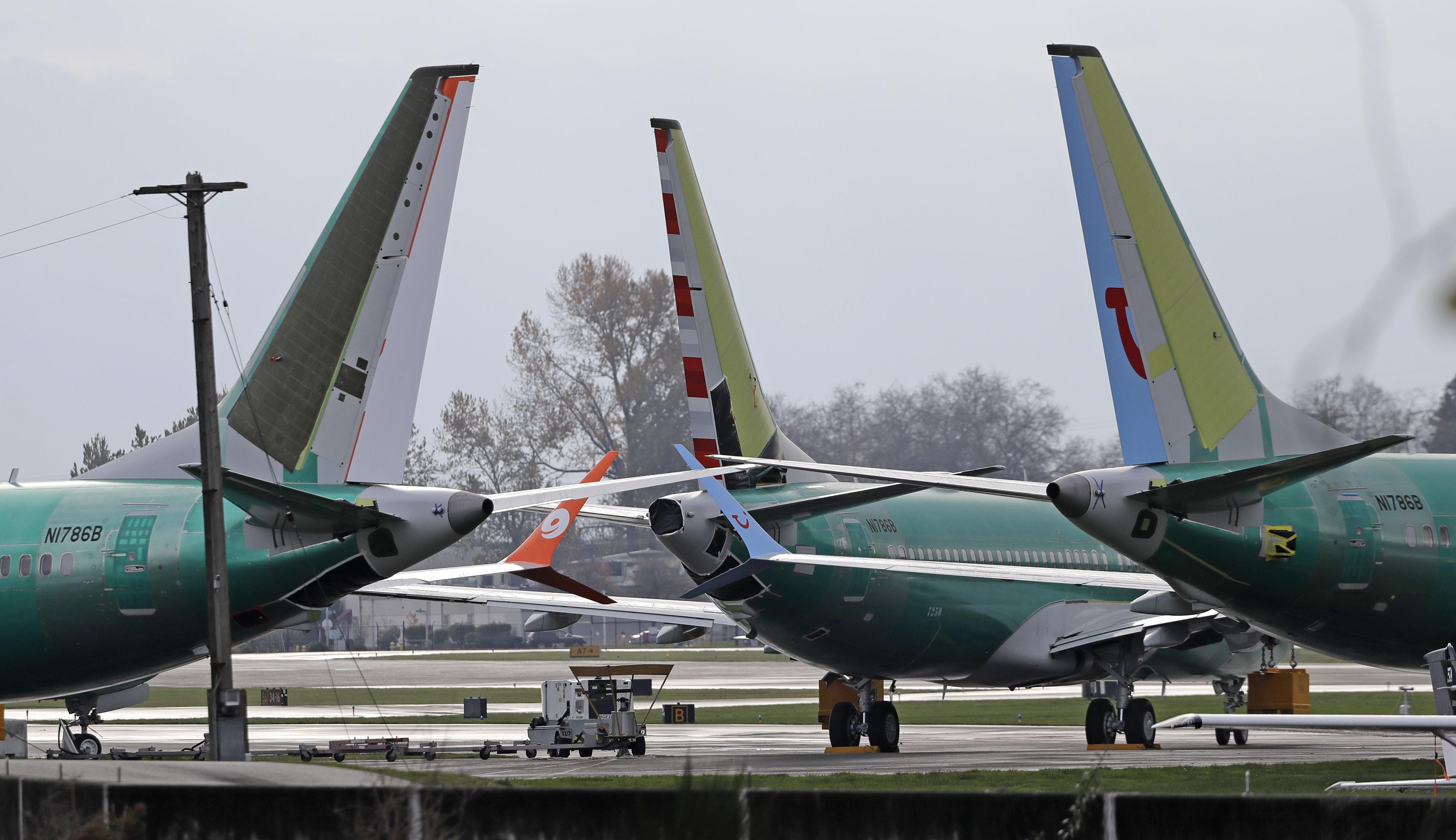 Η Κίνα και η Αιθιοπία αναστέλλουν όλες τις πτήσεις με Boeing 737 MAX