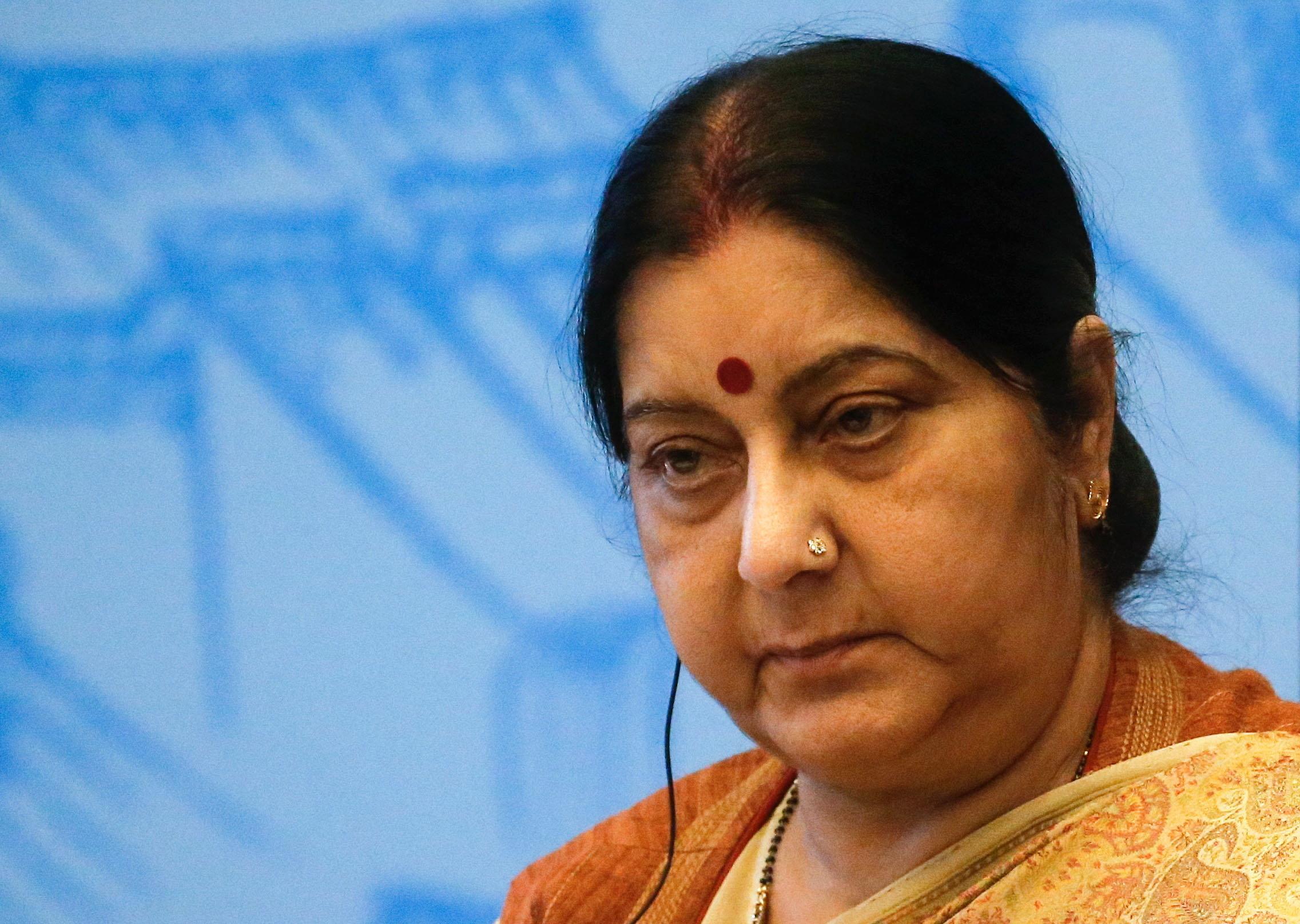 Sushma Swaraj Seeks Help To Reach Family Of UN Consultant Killed In Ethiopia