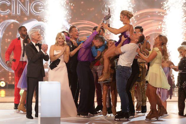 James is crowned