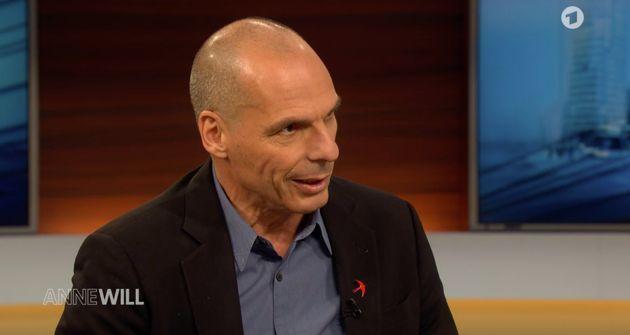 Yanis Varoufakis bei