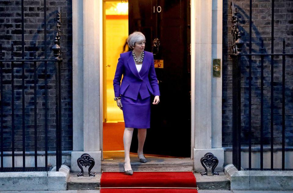 Brexit: Theresa May steht die entscheidende Woche