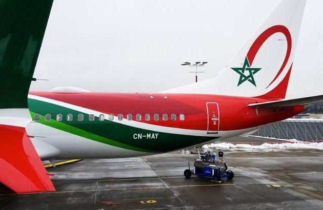 Royal Air Maroc suspend ses vols avec le Boeing 737 MAX 8 suite au