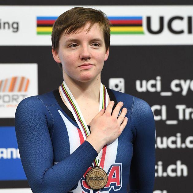アメリカ五輪銀メダリストが23歳で死去。女子団体パシュート