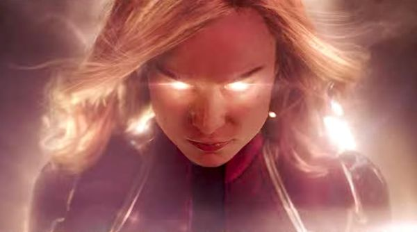 "Brie Larson's ""Captain Marvel"" is soaring to a heroic opening weekend of $153 million in North America at 4,310 sites, reviving what had been a slumbering 2019 box office."