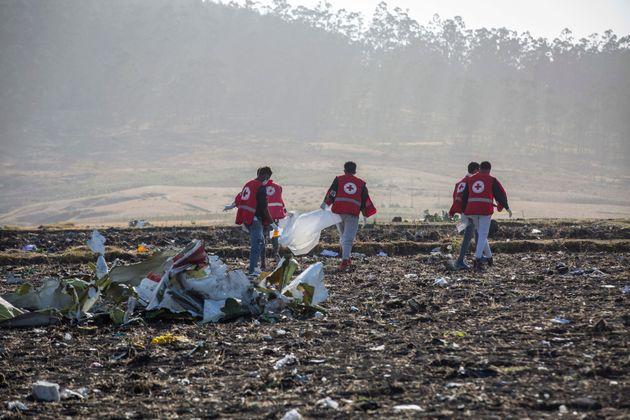 Βρέθηκαν τα δύο «μαύρα κουτιά» του Boeing 737 Max 8 που κατέπεσε στην