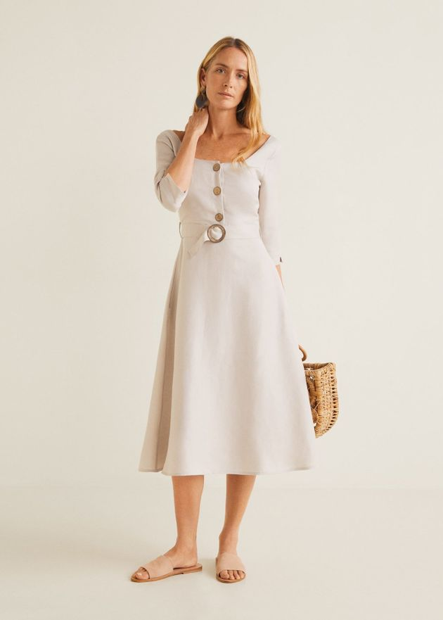 8d067dbf6 10 Of The Best Midi Dresses To Add To Your Spring Wardrobe | HuffPost UK