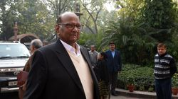 NCP Chief Sharad Pawar Announces He Will Not Contest 2019 Lok Sabha