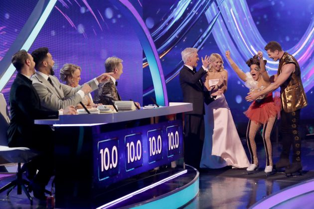 Dancing On Ice: 12 Things That Surprised Us When We Sat In The Audience At The