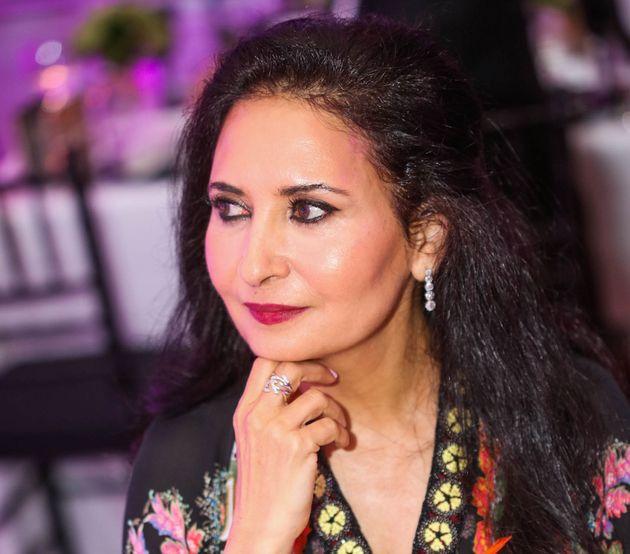 映画『わたしはヌジューム、10歳で離婚した』の監督ハディージャ・アル=サラーミーさん