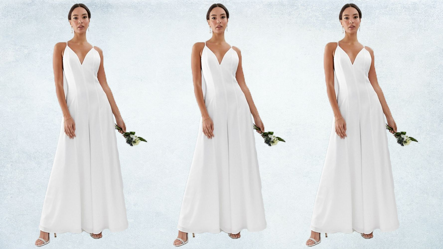 The Best Wedding Jumpsuits On The High Street