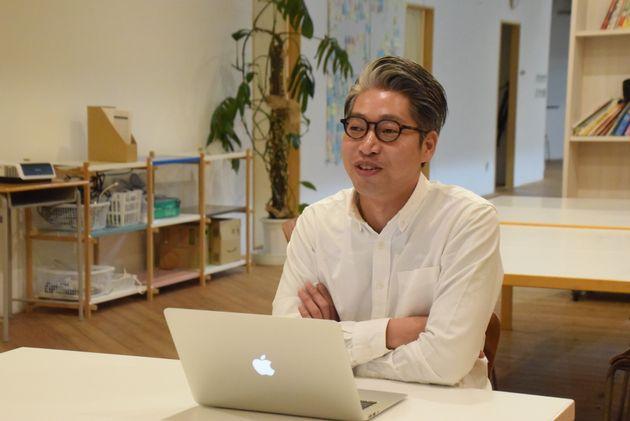 井上拓磨さん
