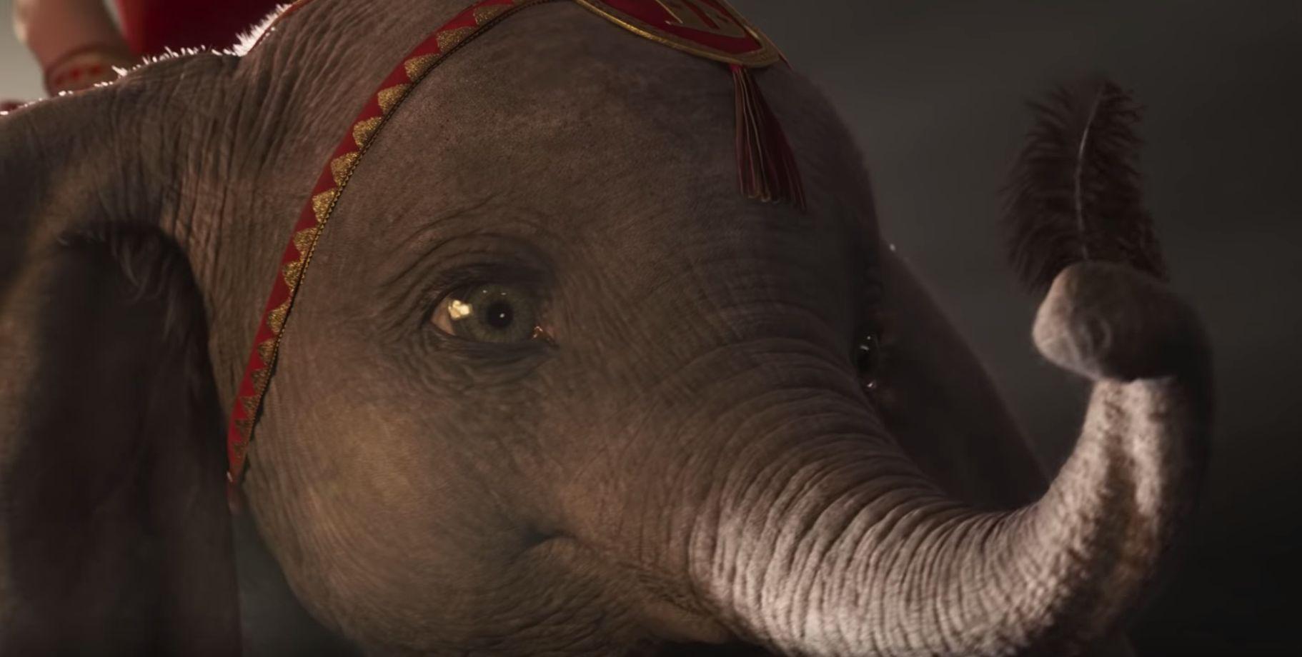 ¿Por qué los animales de la nueva película de 'Dumbo' no
