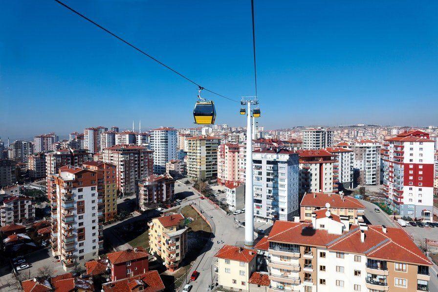 Türkei: In Ankara vergingen nur 2 Jahre zwischen dem Beschluss von Präsident Erdoğan und der...