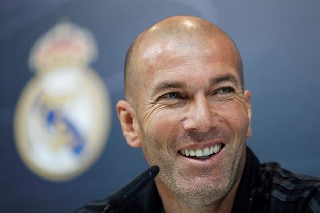 Zinedine Zidane de retour au Real