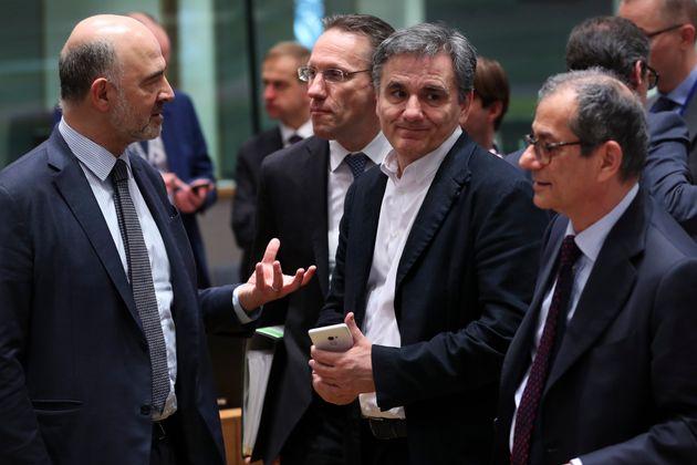 Μοσκοβισί στο Eurogroup: Υπάρχει πρόοδος, αλλά όχι σήμερα η απόφαση για την