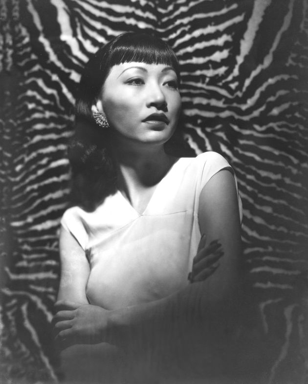 Anna May Wong in a publicity photo circa