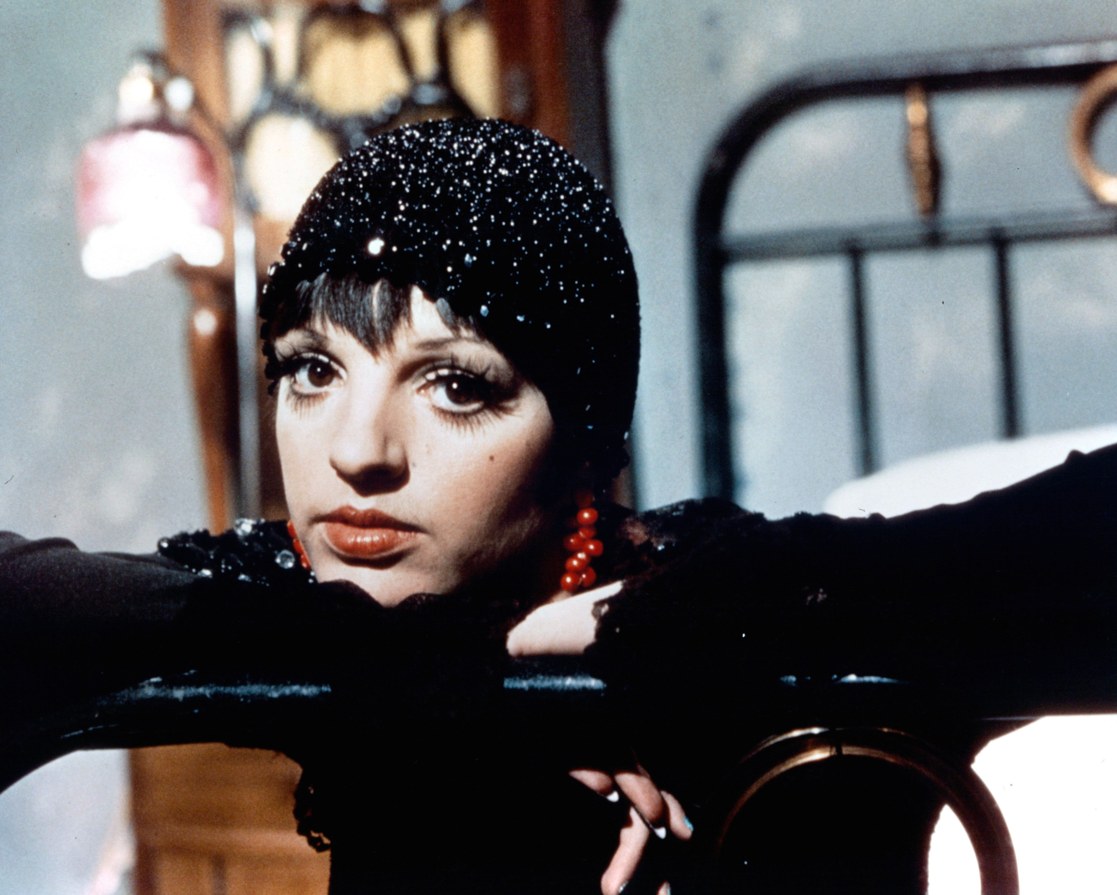 Liza Minnelli publicity portrait for the film 'Cabaret', 1972. (Photo by Allied Artists/Getty Images)