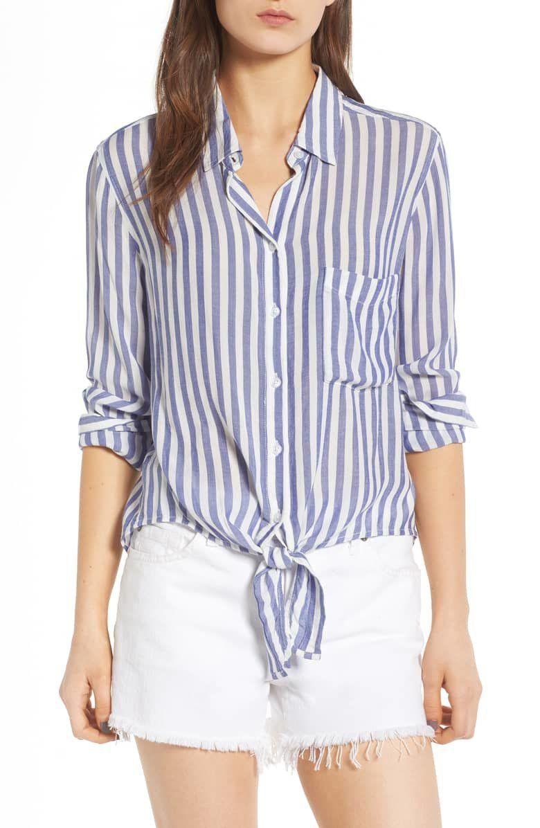 49e32a46f506 20 Boxy Button-Up Shirts That Make Spring Style A Breeze