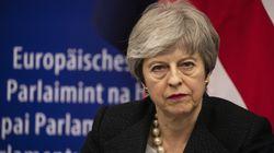영국 메이 총리가 EU와 브렉시트 합의안을