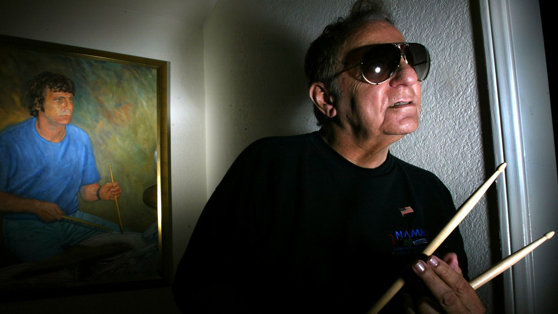 Wrecking Crew' Drummer Hal Blaine, Who Played On Rock's Biggest Hits
