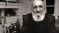 Paulo Freire é estudado nas 20 melhores universidades do