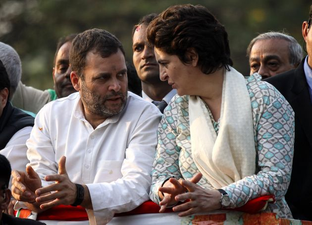 Congress To Sound Poll Bugle From Modi's Turf; Priyanka Likely To Make First