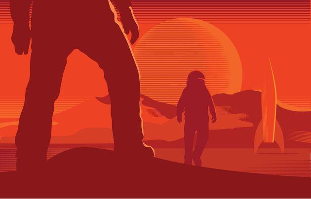 "NASA 국장이 ""화성에 최초로 착륙하는 인간은 여성이 될 것""이라"