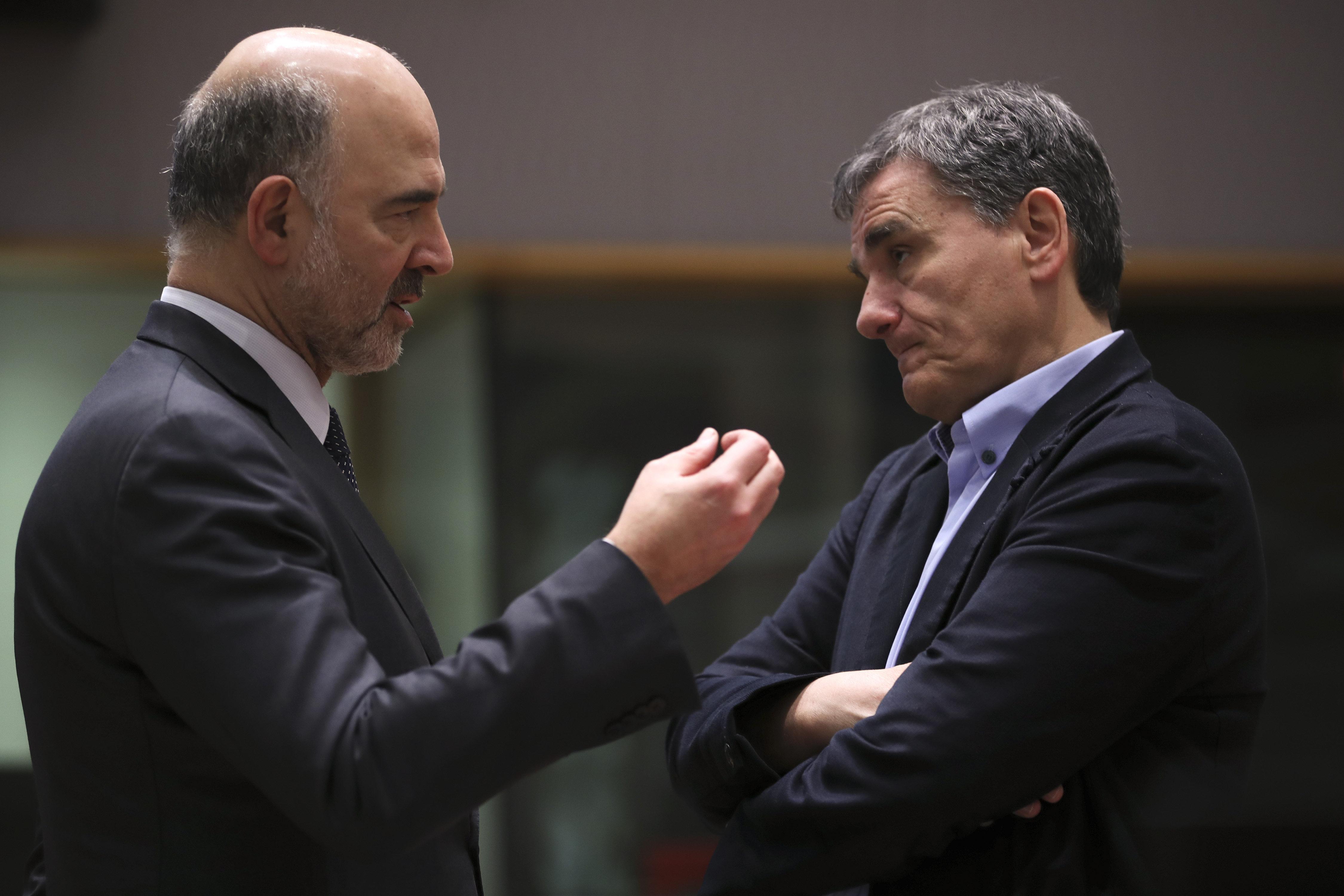 Eurogroup: Γιατί η Αθήνα δεν πήρε τη δόση του 1δισεκ.