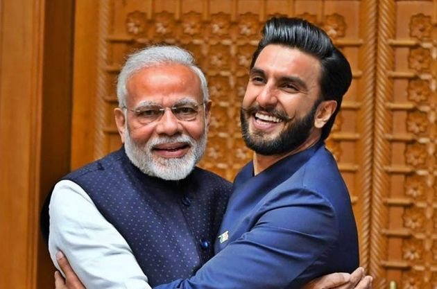 Ranveer Singh Reveals Modi's Advice To Bollywood At Film Delegation's Meet With